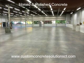 Commercial Concrete Polishing in Winsted Ct
