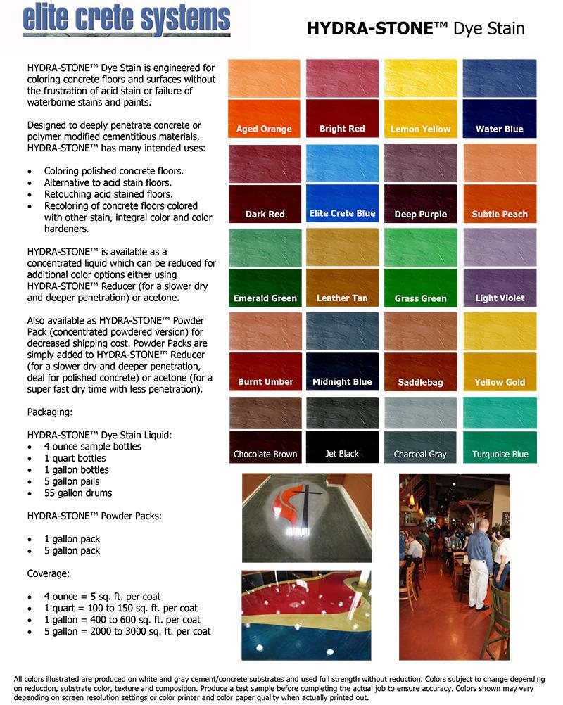 elitecretesystemshydrastonedyestaincolors